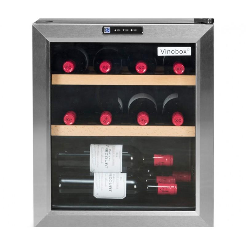 Armario vinoteca 12 GC 12/16 botellas Vinobox