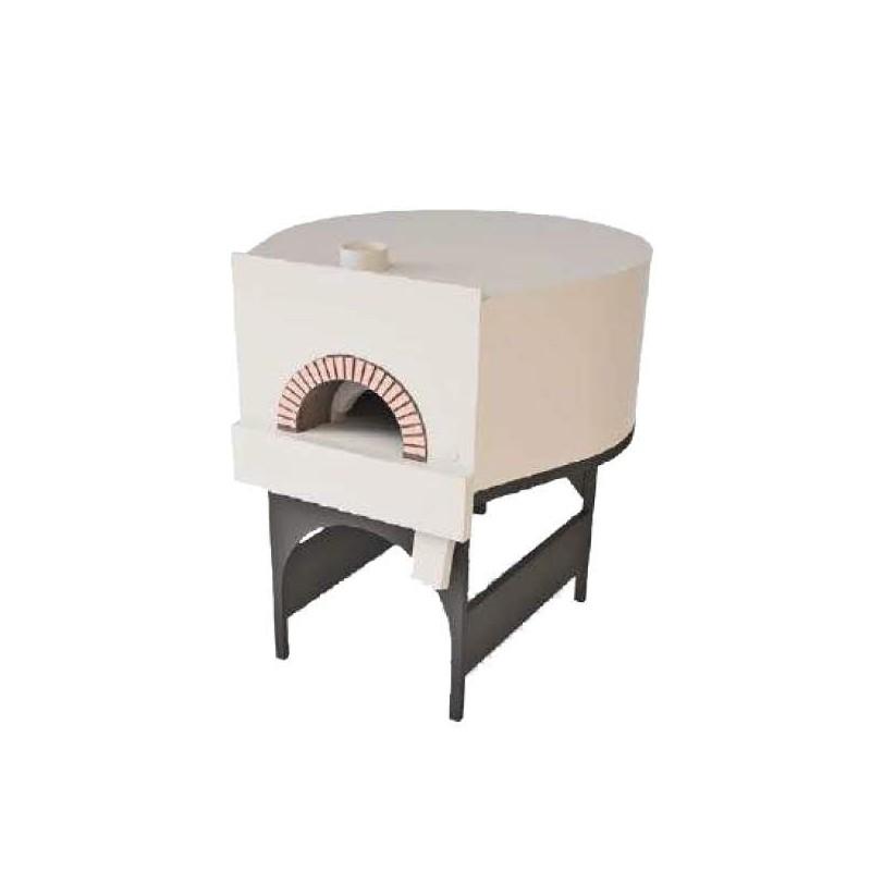 Horno leña easy base fija ø120cm Prismafood Italy