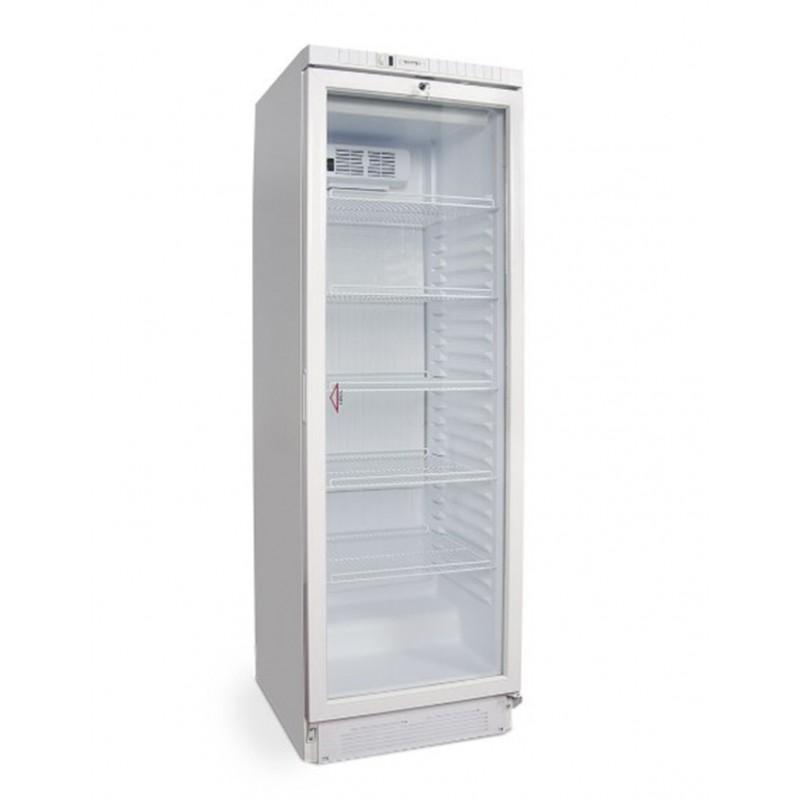Armario refrigerado expositor blanco 1 puerta BFS38