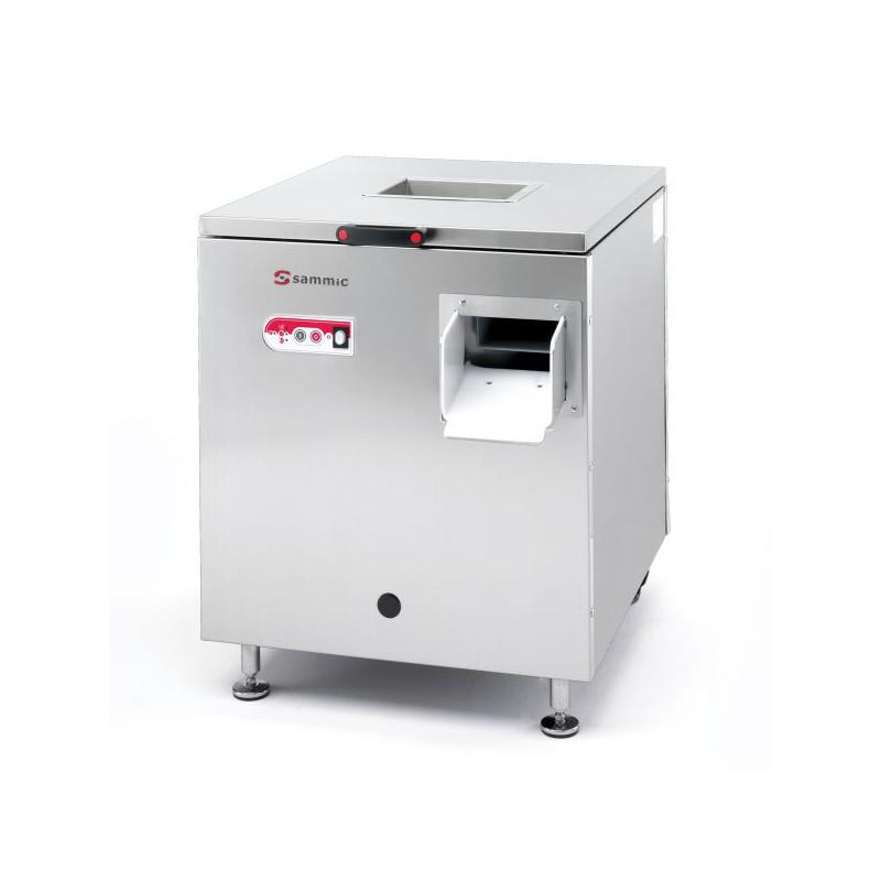 Secadora de cubiertos Sammic SAS6001 freno y ventilador