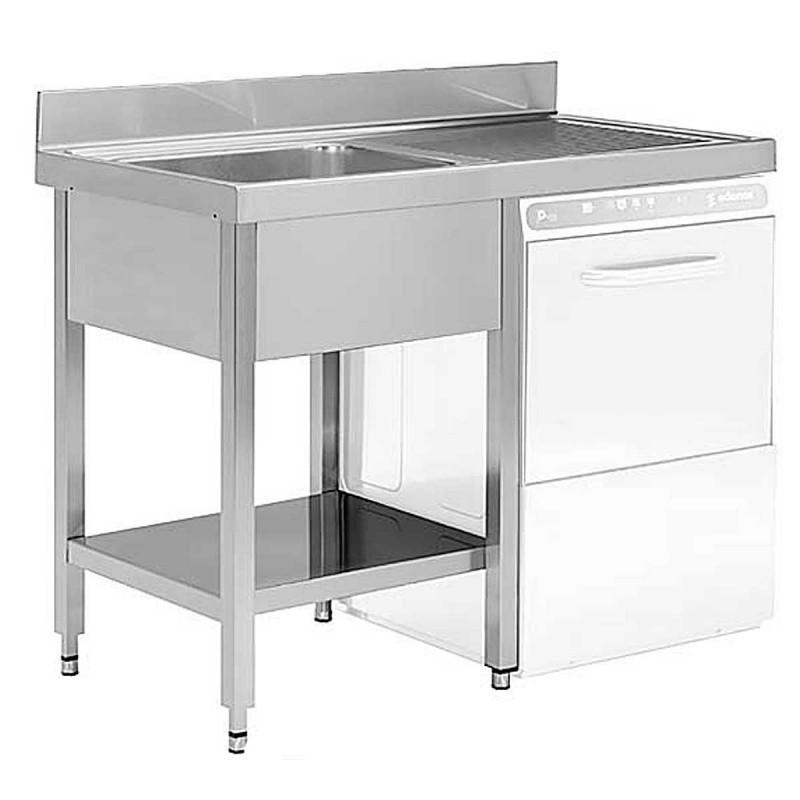 Fregadero para lavavasos Edenox 1200x550mm