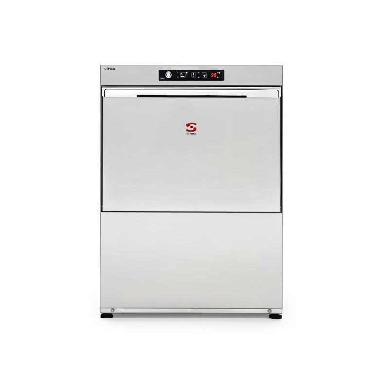Lavavasos Sammic XTRA 35X35 con aclarado en frío