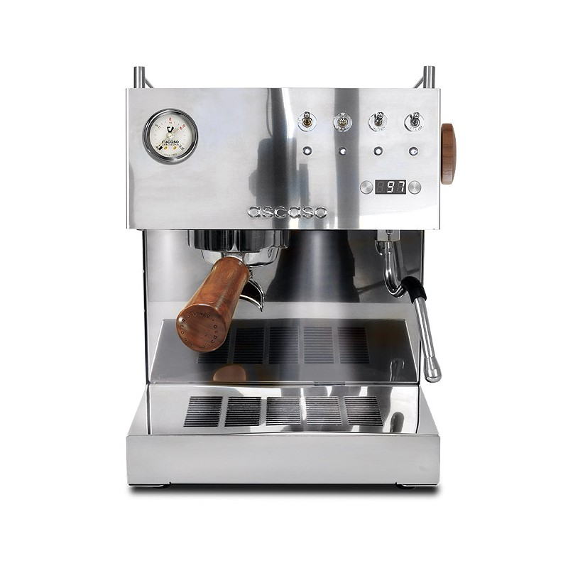 Cafetera semi-profesional Steel PID Ascaso