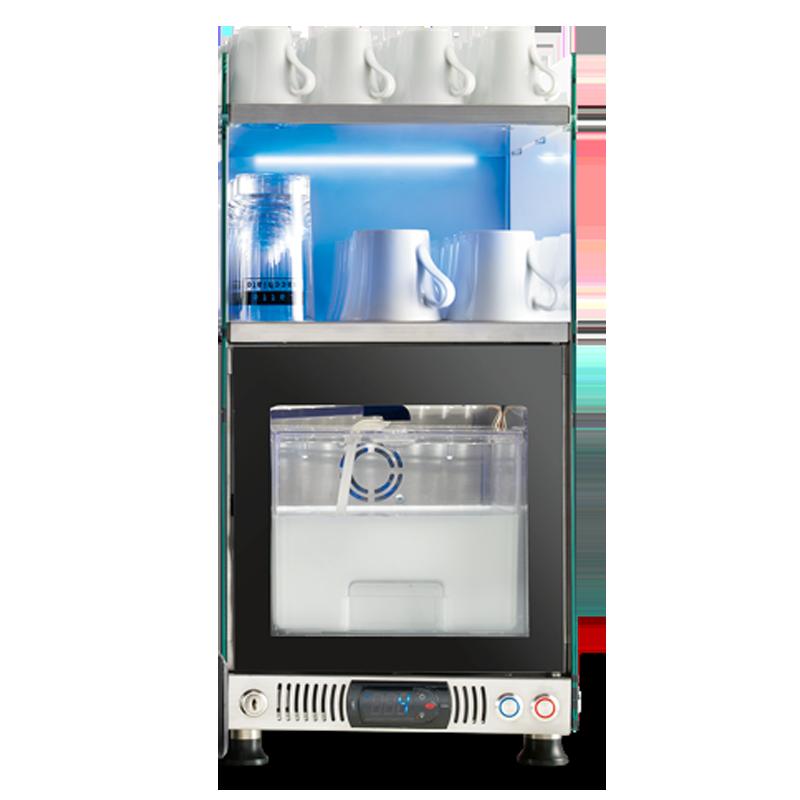 Nevera 5 L con sensor de leche Kalea Necta