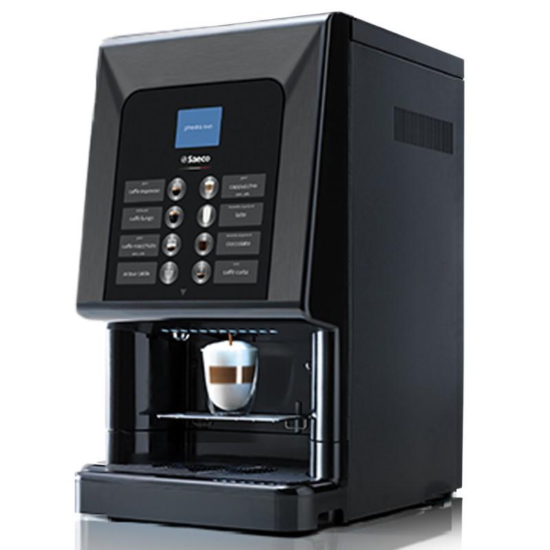 Cafetera superautomática Phedra Evo Cappuccino Saeco