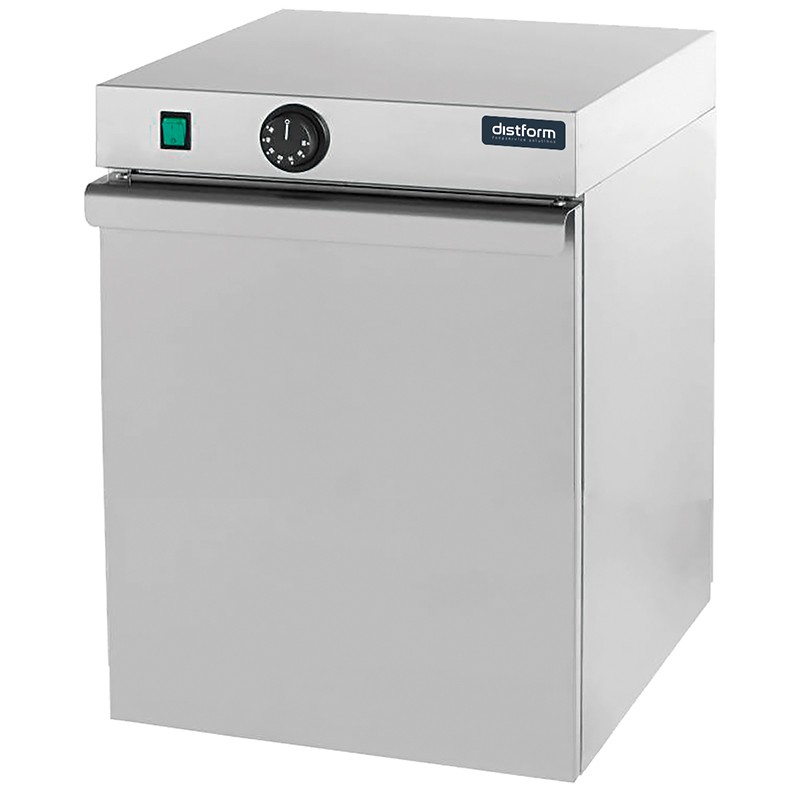 Armario calentador de platos para mesas estandar, Distform