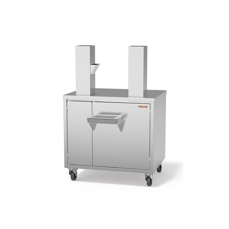 Mueble Cabinet Service Plus para Z40 Nature Accesorios Zummo