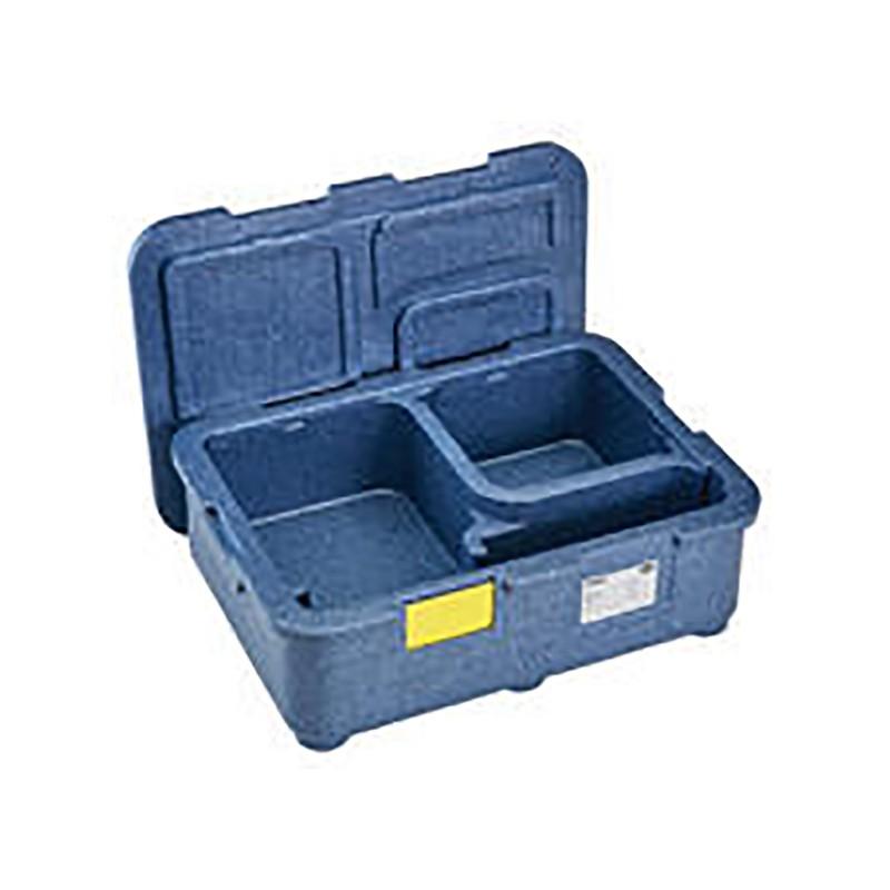 Caja isotérmica menú de 4 compartimentos Cam GoBox DBMark