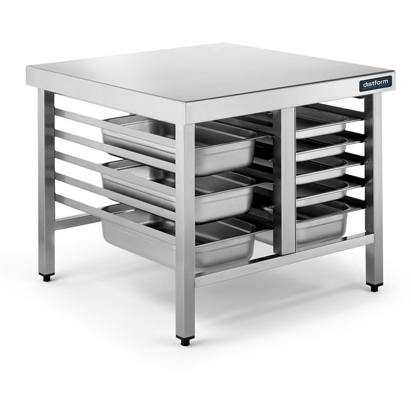 Mesas soporte para hornos Distform