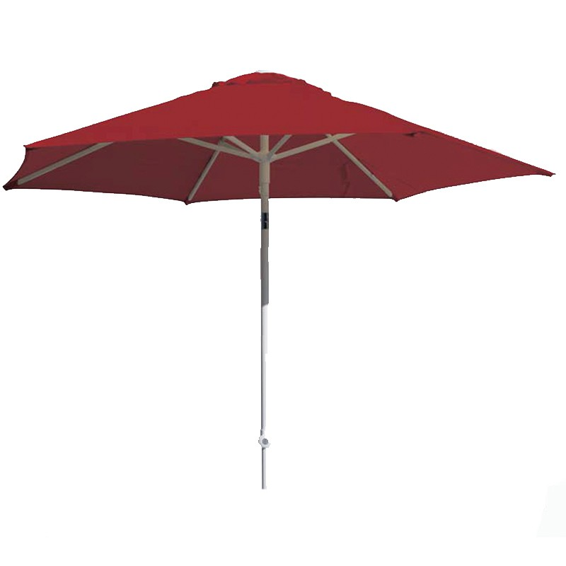 Parasol aluminio ø2,50 m. Contract Basic Conva
