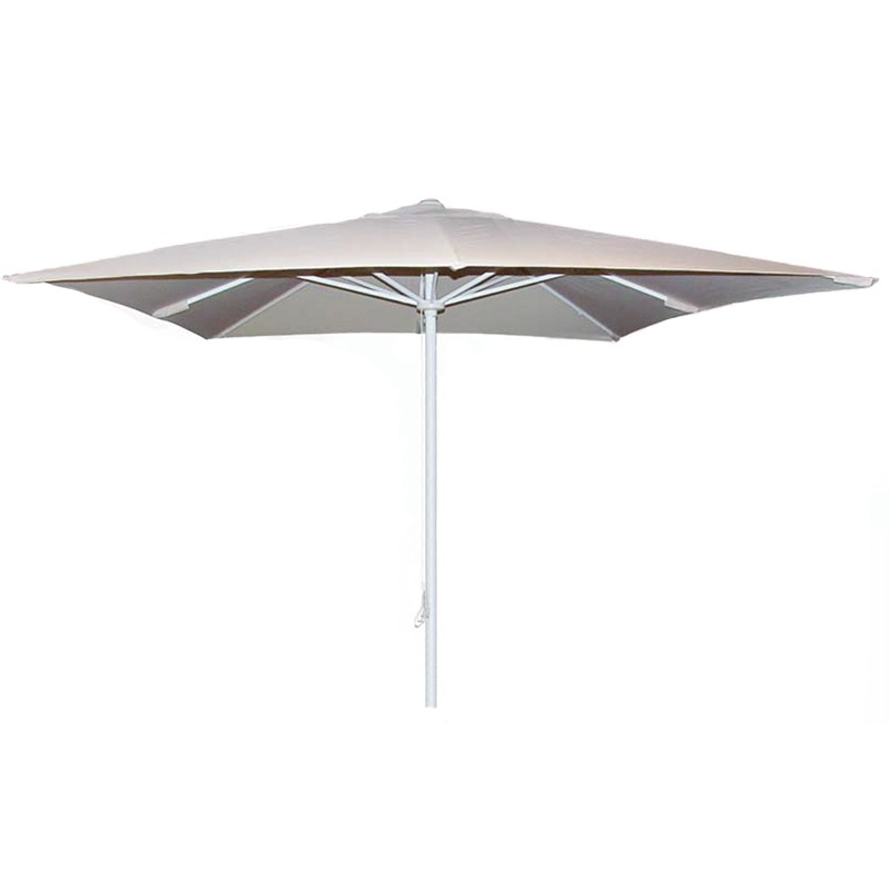 Parasol aluminio 2,50x2,50 m. Contract Basic Conva