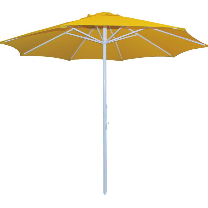 Parasol aluminio ø3 m. Contract Basic Conva