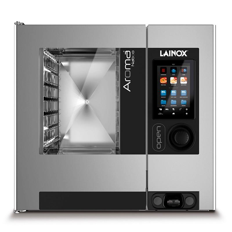 Hornos para pastelería y panadería eléctrico serie Naboo boosted Lainox
