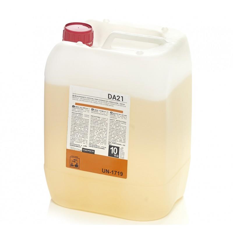 Detergente líquido DA21 para lavado manual hornos Mychef
