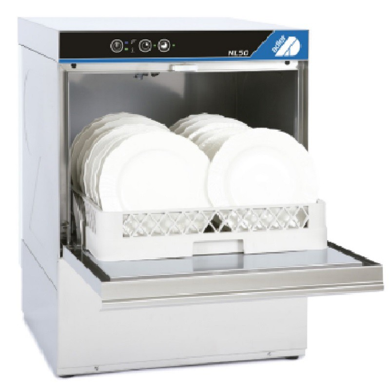 Lavavajillas 50x50 bajo consumo Adler NL-50