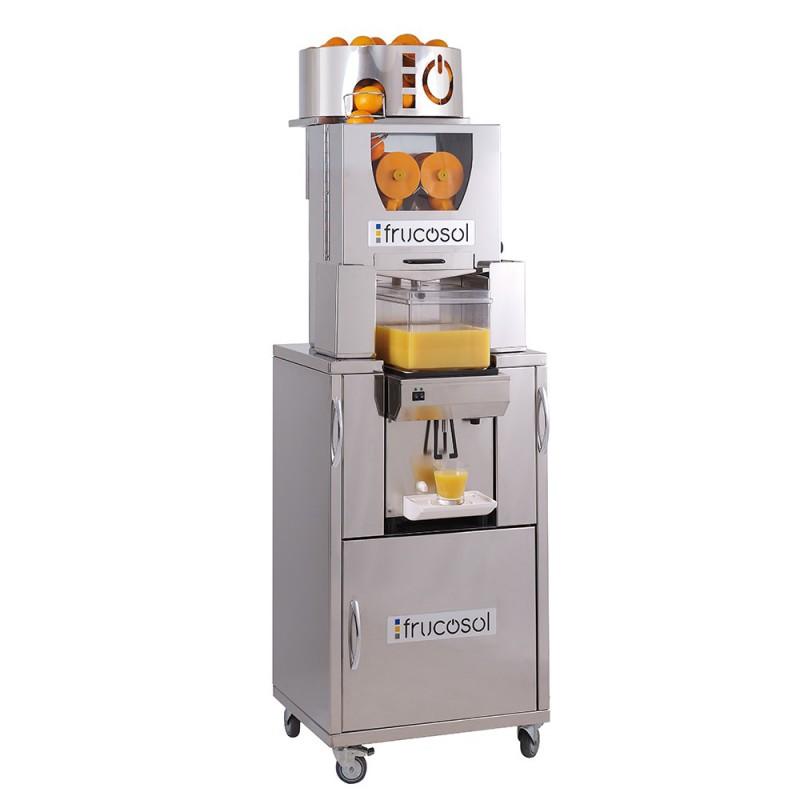 Exprimidor de zumo automático refrigerado Freezer Frucosol