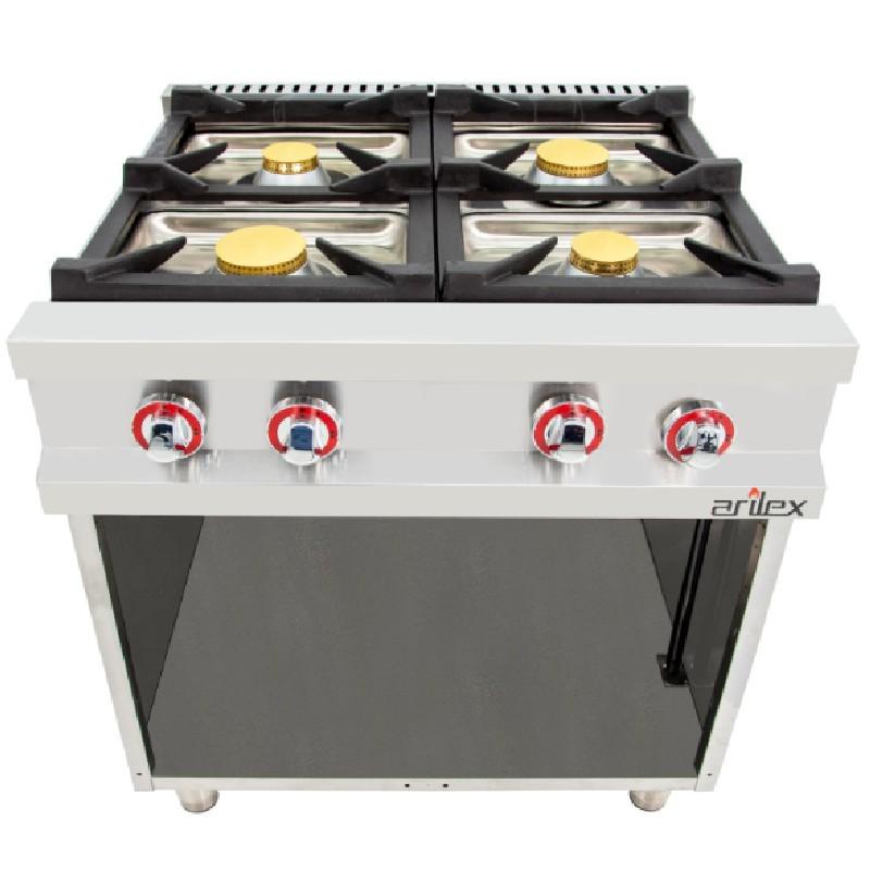 Cocina a gas serie easy Arilex