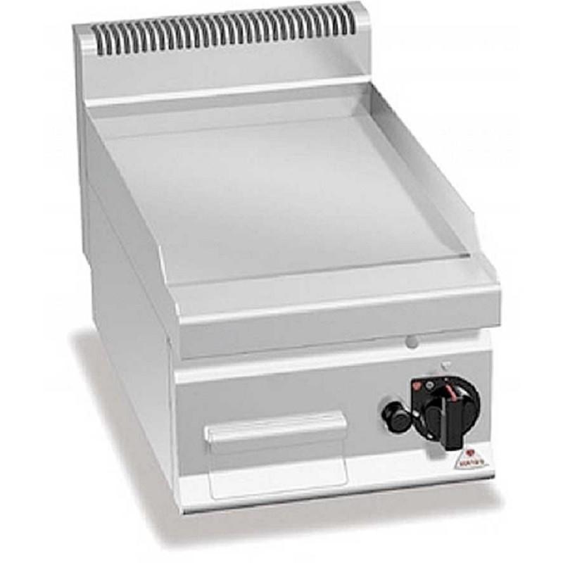 FryTop acero rectificado 400 serie multipan Macros 700 Bertos