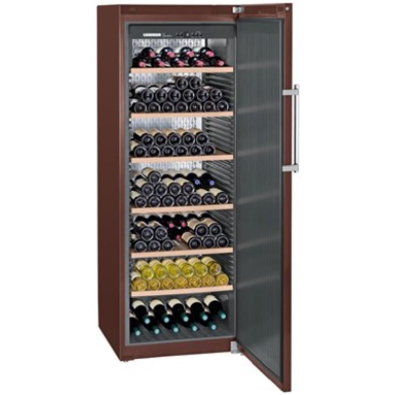 Armarios bodega para conservación y envejecimiento de vinos Grand Cru Liebherr