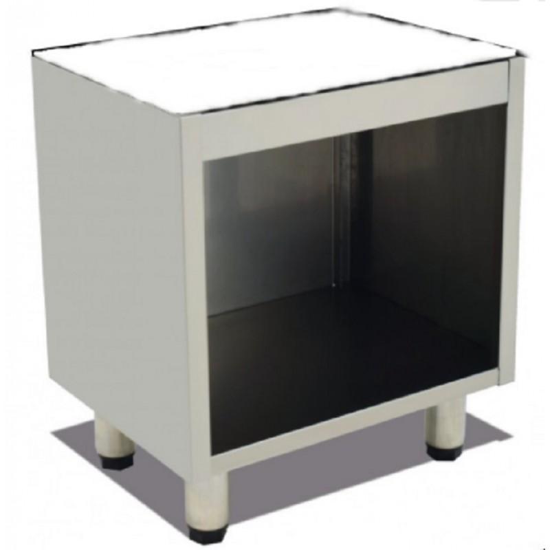 Mesas acero inoxidable para planchas a gas y cocinas CG Arilex