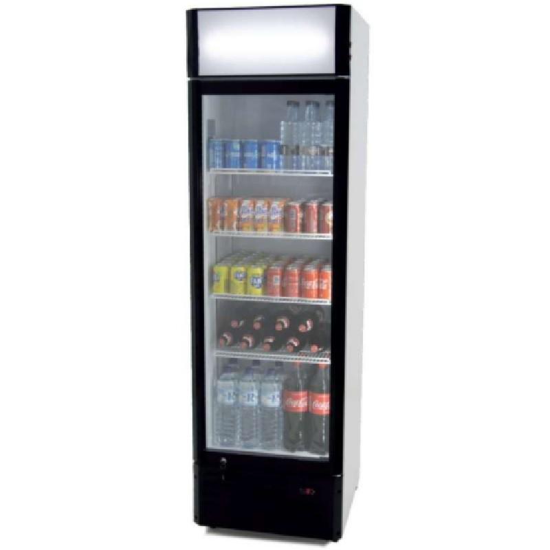Armario expositor refrigerado 360 litros línea pekín Clima Hostelería
