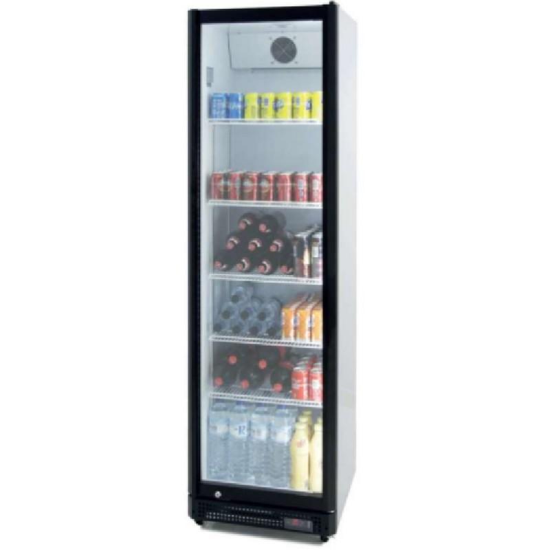 Armario expositor refrigerado 410 litros sin cabezal luminoso línea pekín Clima Hostelería