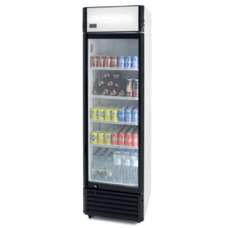 Armario Expositor Refrigerado 360 litros Subcero línea pekín Clima Hostelería