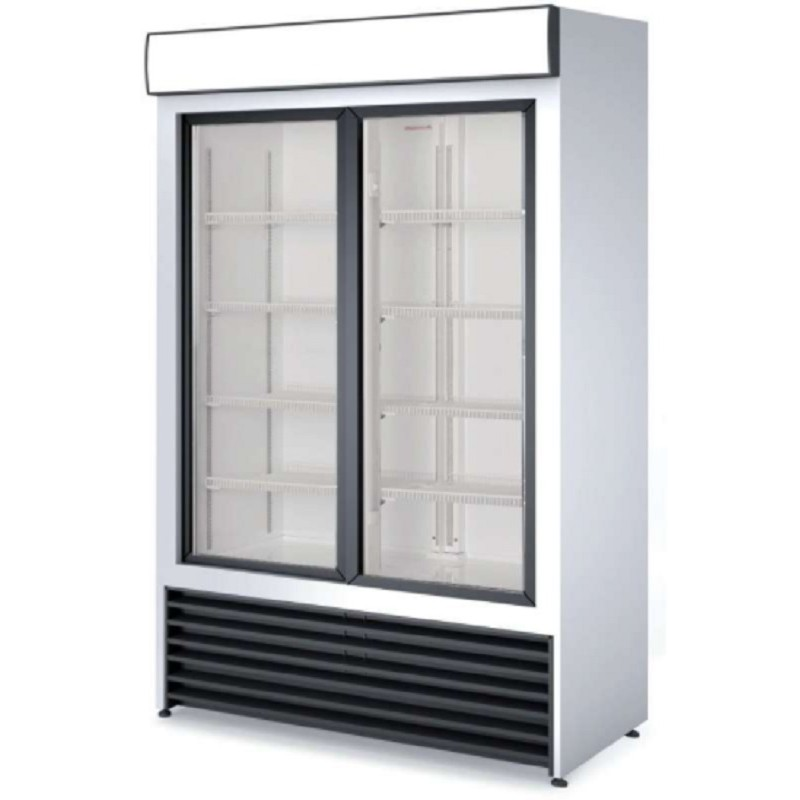 Armario Expositor Refrigerado 1600 litros con 3 puertas batientes línea pekín Clima Hostelería