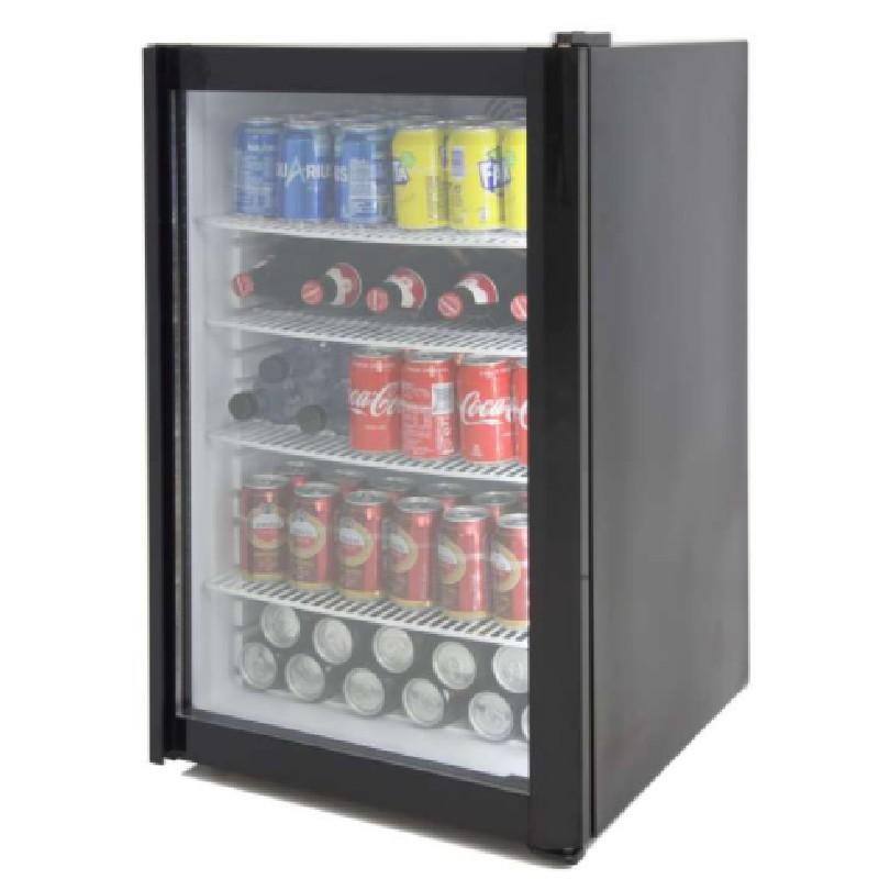 Expositor refrigerado 120 litros sobremesa línea pekín Clima Hostelería