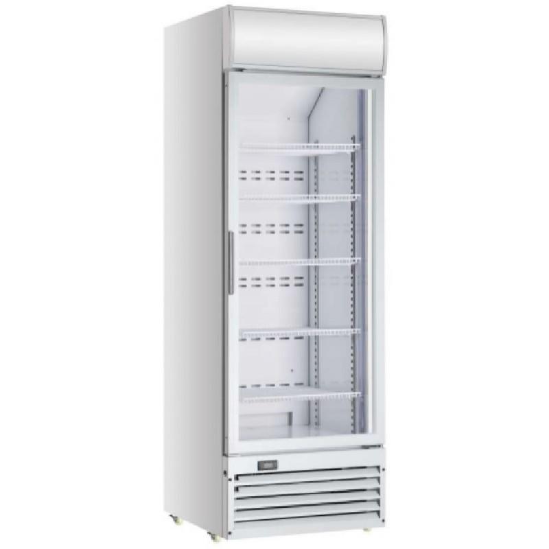 Armario expositor congelados 360 litros con frío ventilado línea pekín Clima Hostelería
