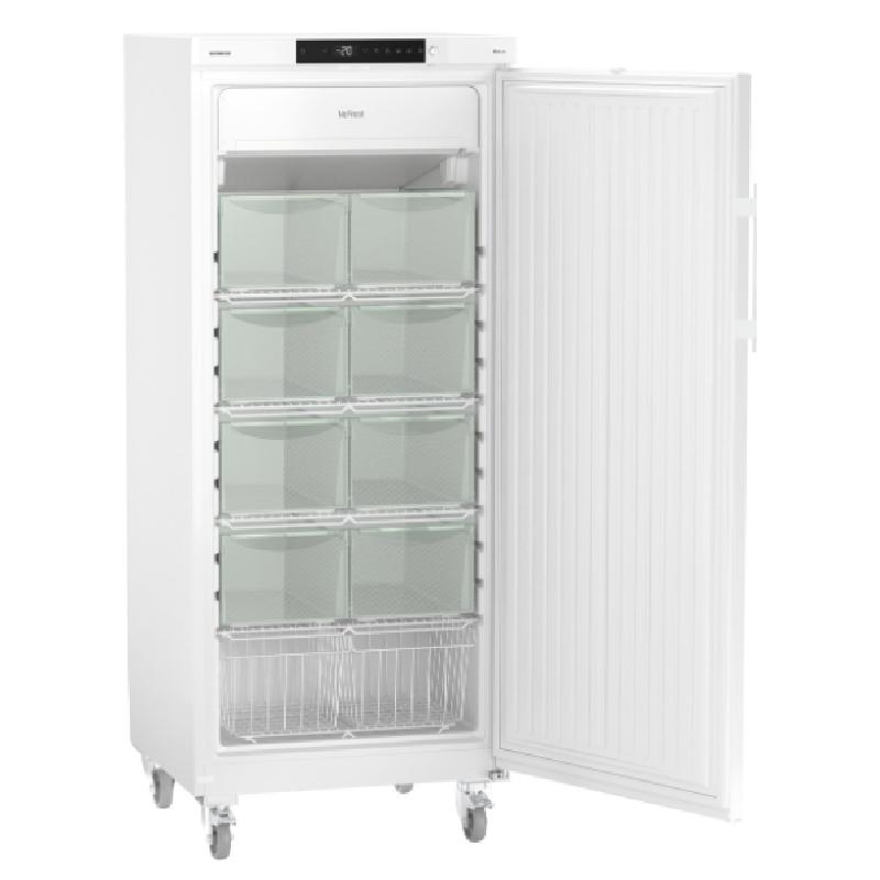 Armario congelación ventilado 337 litros para laboratorio Mediline Atex 95 Liebherr