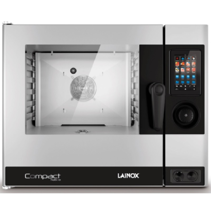 Horno mixto a gas serie compact by Naboo  Lainox