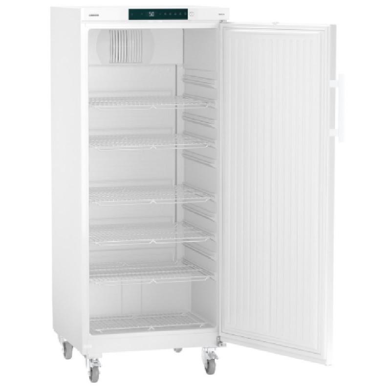 Armario frigorífico ventilado para laboratorio 437 litros Mediline Liebherr