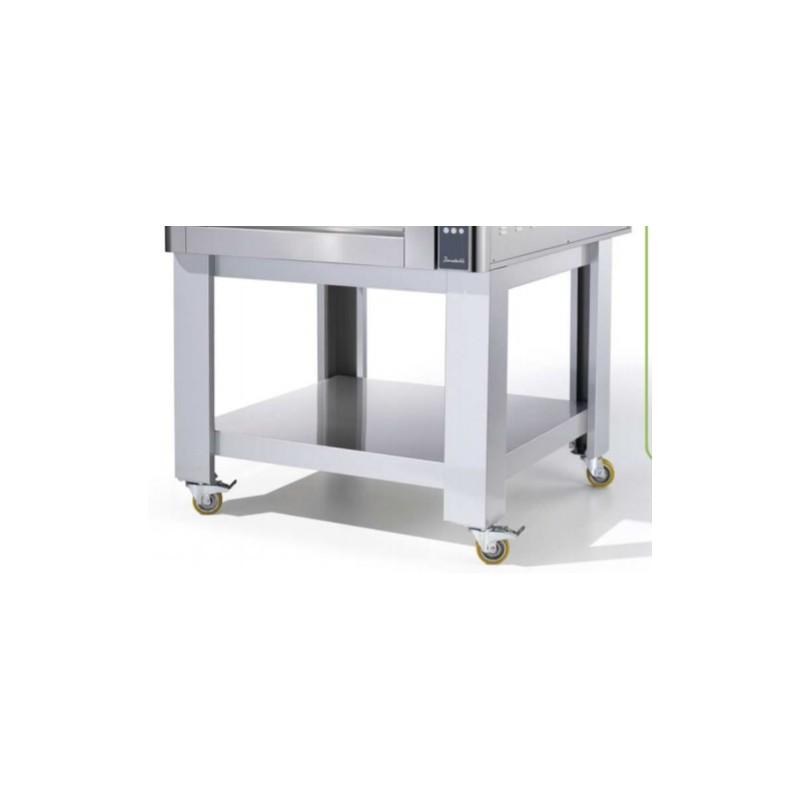 Mesa soporte para hornos de pizza Stargas - Cuppone