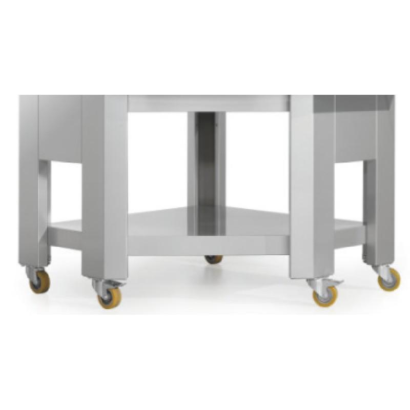 Mesa soporte para hornos de pizza Caravaggio - Cuppone