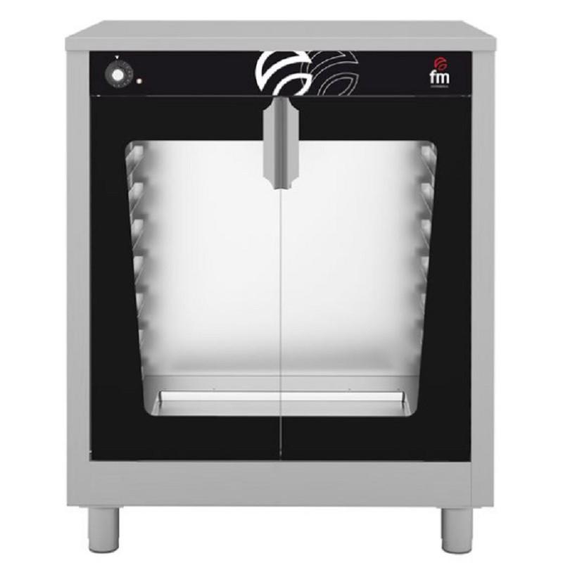 Fermentadora analógica con capacidad para 8 bandejas - FM Industrial