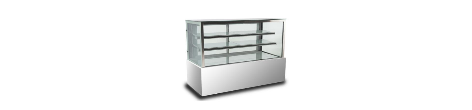 Muebles y mostradores para la venta