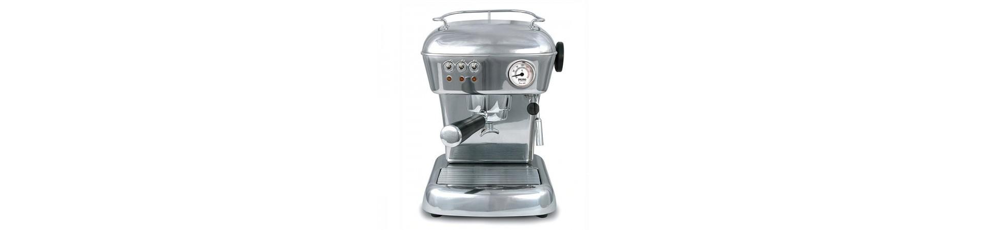 Cafeteras y molinillos profesionales y domésticos, tradicionales y semiautomáticas online con garantía y envío rápido.
