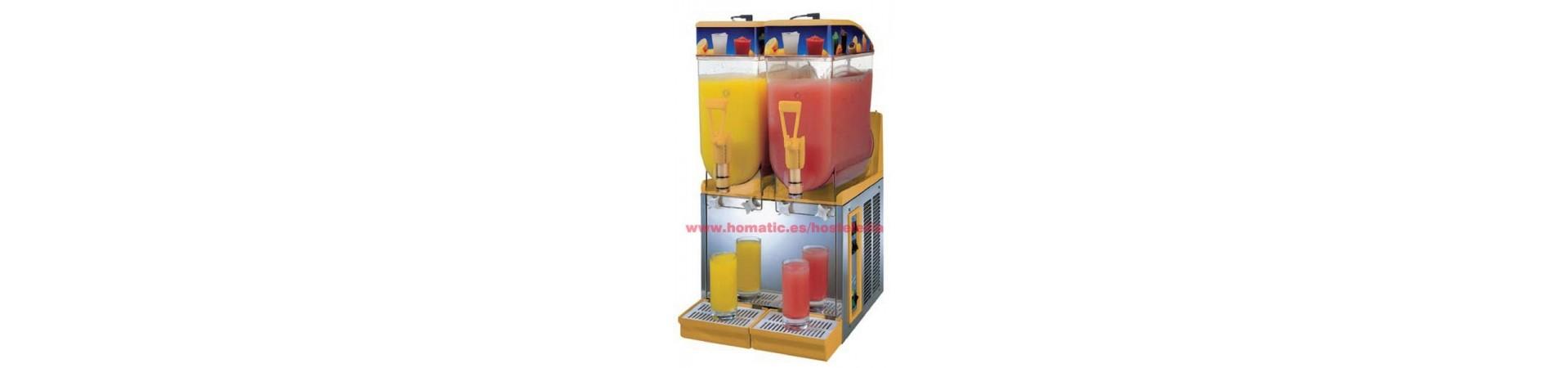 Granizadoras, máquinas de helado y dispensadores de bebidas  online con garantía y envío rápido
