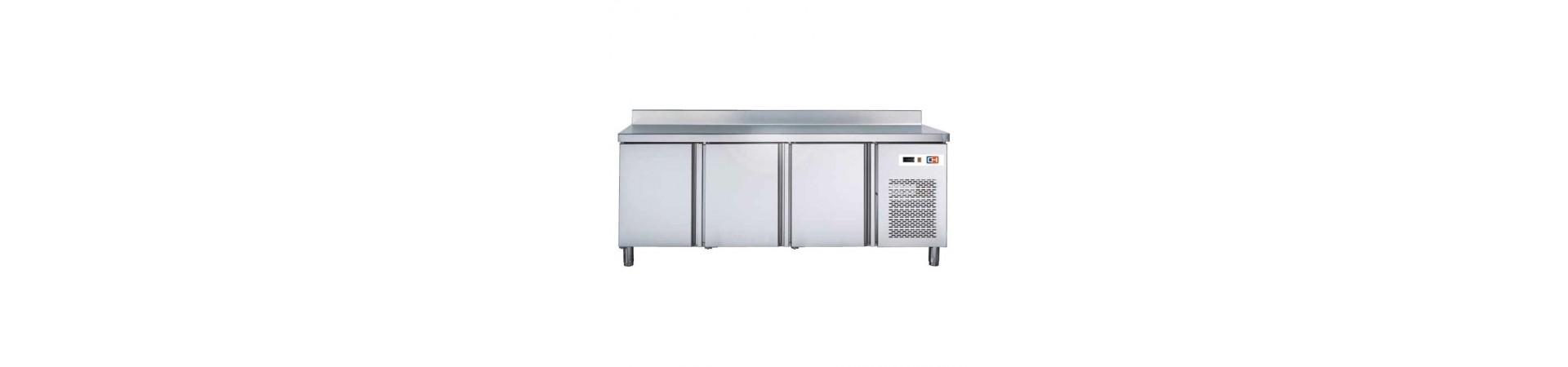 Mesas frías online con garantía y envío rápido. Variedad de modelos.