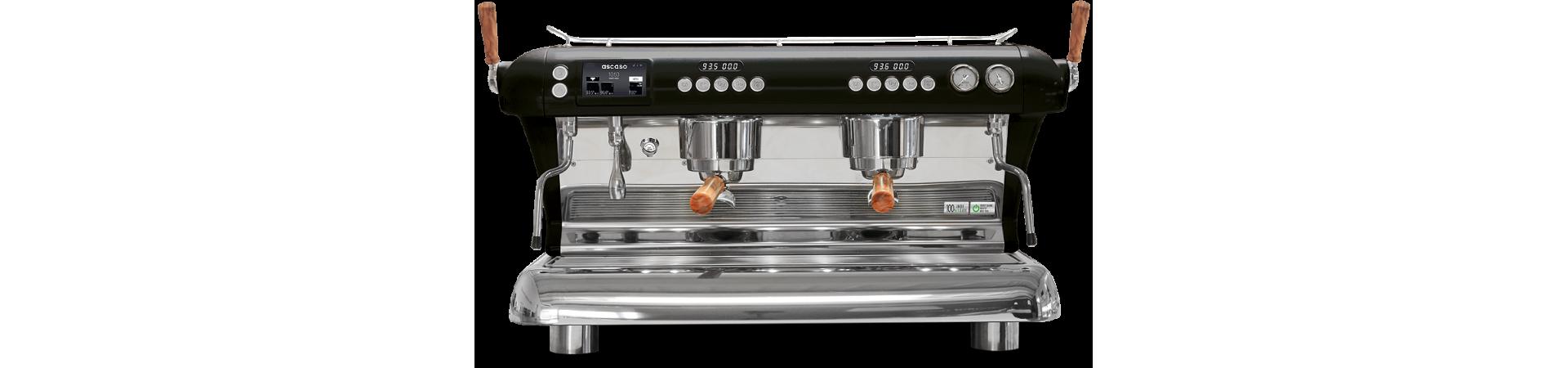 Cafeteras profesionales manuales con garantía y envío rápido.