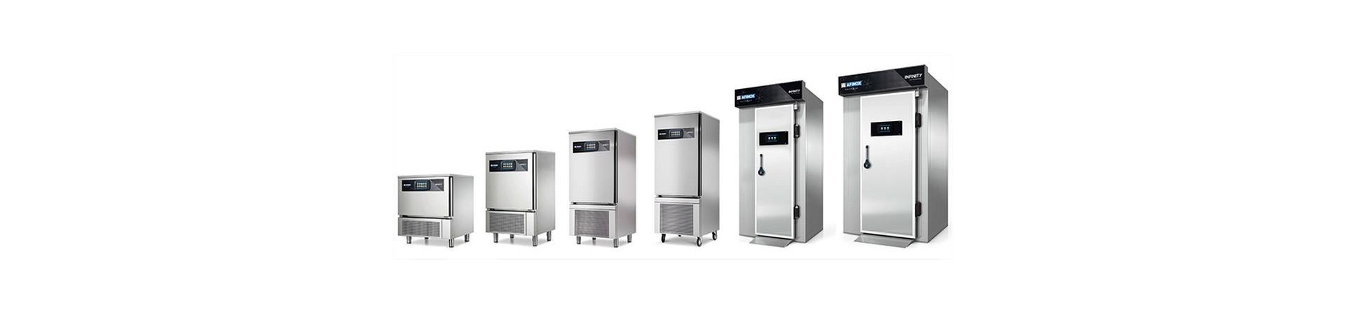 Abatidores de temperatura, doble función: enfriamiento y congelación. online con garantía y envío rápido