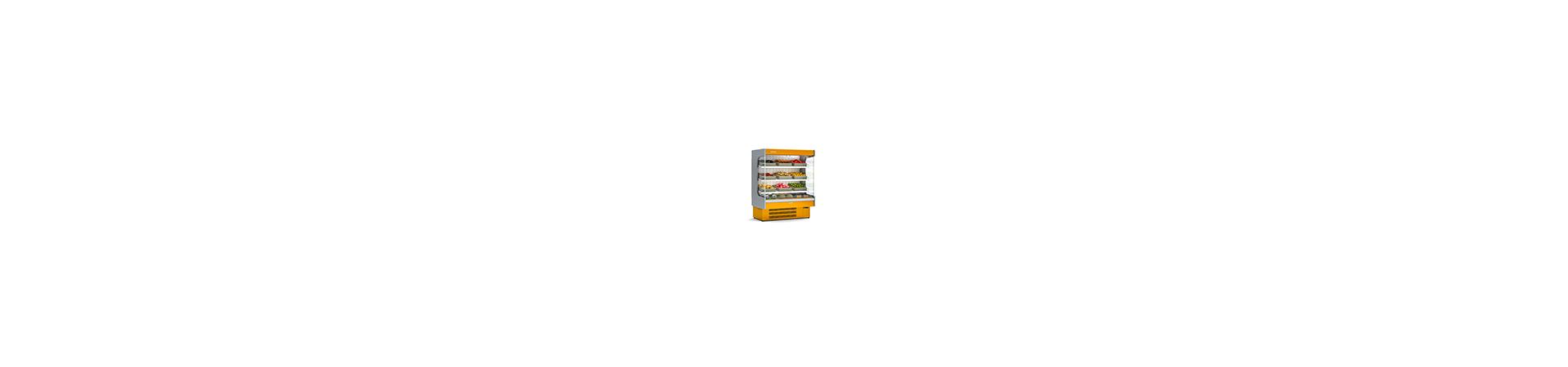 Vitrinas murales para exposición de alimentos