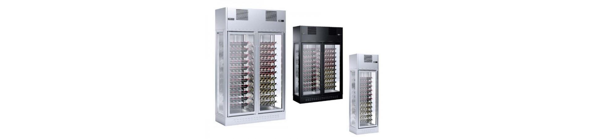 Armarios de vino, Compra hoy armarios bodega , expositores, dos temperaturas con garantía