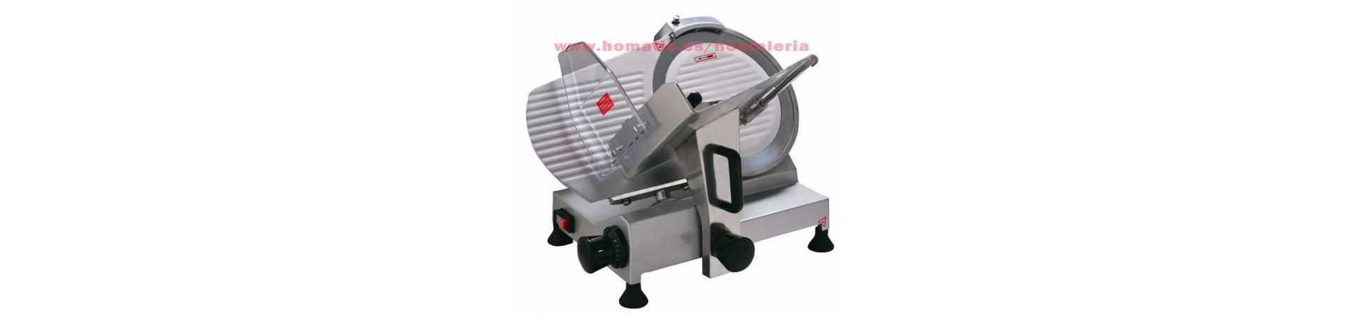 Cortafiambres o cortadora de embutidos profesionales, online con garantía y envío rápido.
