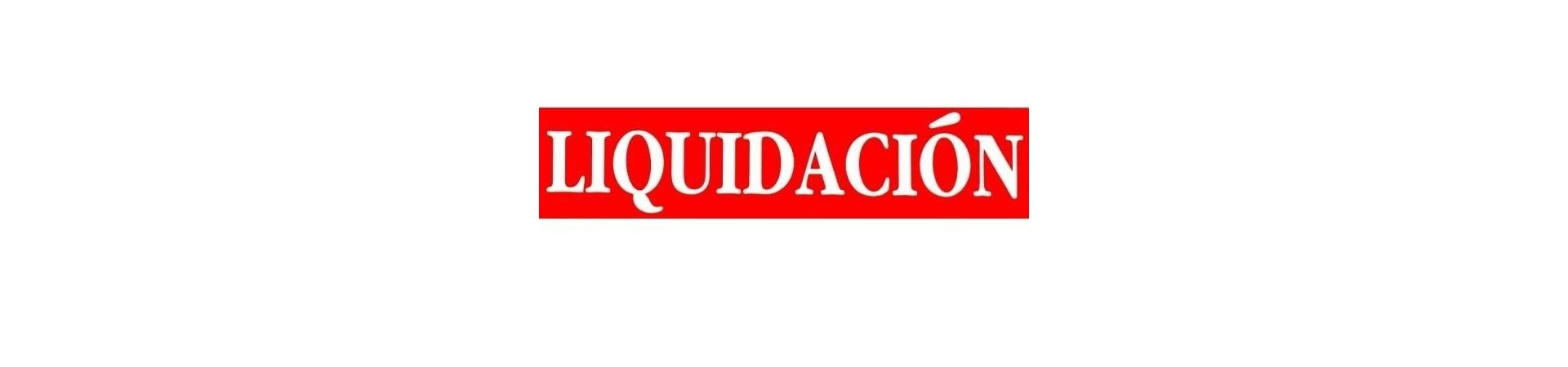 Productos en liquidación, Compra hoy con garantía