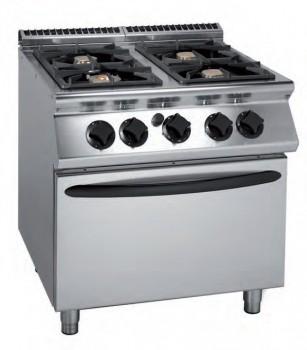 Cocinas con horno